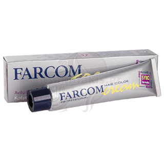 Εικόνα της FARCOM Hair Color Cream 60ml