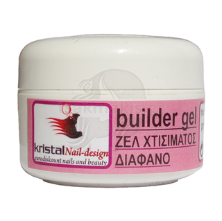 Εικόνα της KRISTALHAIR UV Builder Gel 30ml