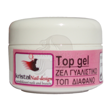 Εικόνα της KRISTALHAIR UV Top Gel 15ml