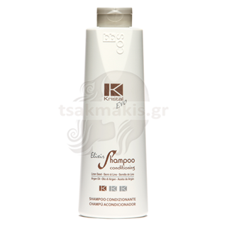 Εικόνα της BBCOS Kristal Evo Elixir Shampoo Conditioning 300ml