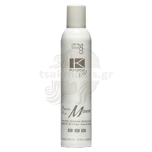 Εικόνα της BBCOS Kristal Evo Power Fix Mousse 300ml