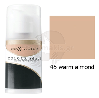 Εικόνα της MAX FACTOR Colour Adapt No 45