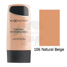 Picture of MAX FACTOR Lasting Performance No 106