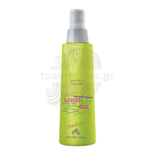 Εικόνα της BBCOS Keratin Perfect Style Liquid Gel 300ml