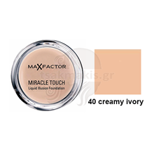 Picture of MAX FACTOR Miracle Touch No 40