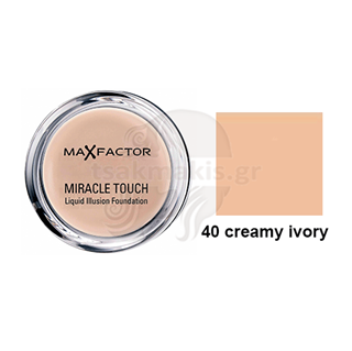 Εικόνα της MAX FACTOR Miracle Touch No 40