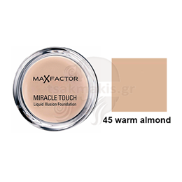 Εικόνα της MAX FACTOR Miracle Touch No 45