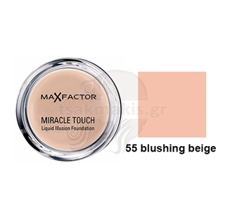 Εικόνα της MAX FACTOR Miracle Touch No 55