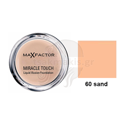 Εικόνα της MAX FACTOR Miracle Touch No 60