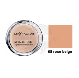 Εικόνα της MAX FACTOR Miracle Touch No 65
