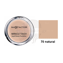 Εικόνα της MAX FACTOR Miracle Touch No 70