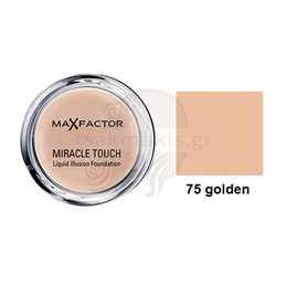 Εικόνα της MAX FACTOR Miracle Touch No 75