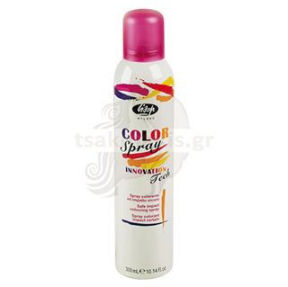 Εικόνα της LISAP Colorspray Innovation Tech 300ml