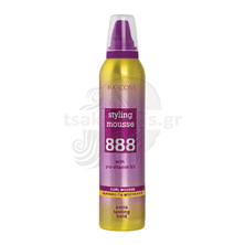 Εικόνα της FARCOM 888 Styling Curl Mousse 250ml