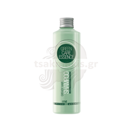 Εικόνα της BBCOS Green Care Essence Greasy Hair Shampoo 250ml