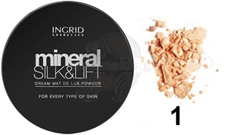 Εικόνα της INGRID Dream Matt de Lux Powder No 1