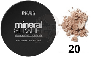 Εικόνα της INGRID Dream Matt de Lux Powder No 20