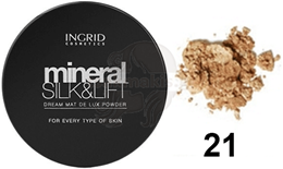 Εικόνα της INGRID Dream Matt de Lux Powder No 21