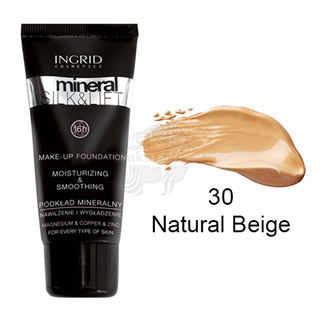 Εικόνα της INGRID Mineral Silk & Lift Make-up Foundation Νο 30
