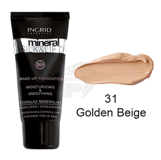 Εικόνα της INGRID Mineral Silk & Lift Make-up Foundation Νο 31